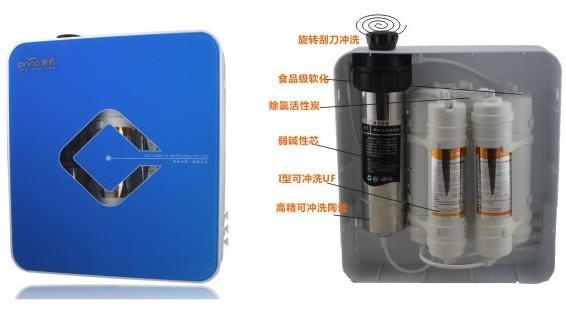 沁诺净水器新产品图